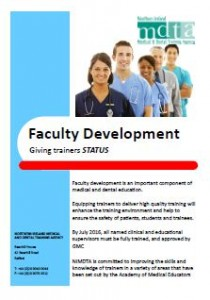 Faculty Development Coourses Booklet