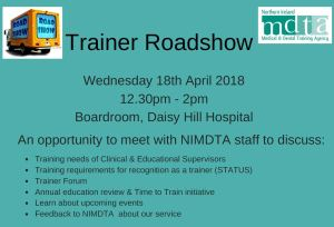 Trainer Road Show DHH