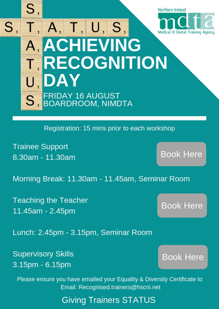 Achieving Recognition Day Aug 19