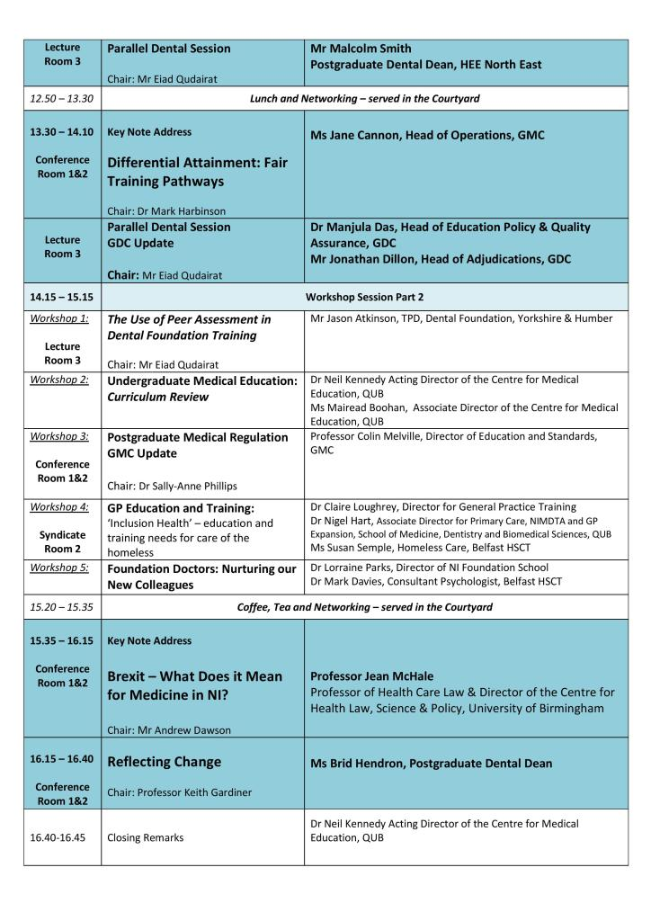 QUB NIMDTA Clinical Education Day -Thursday 25th October 2018-page-002