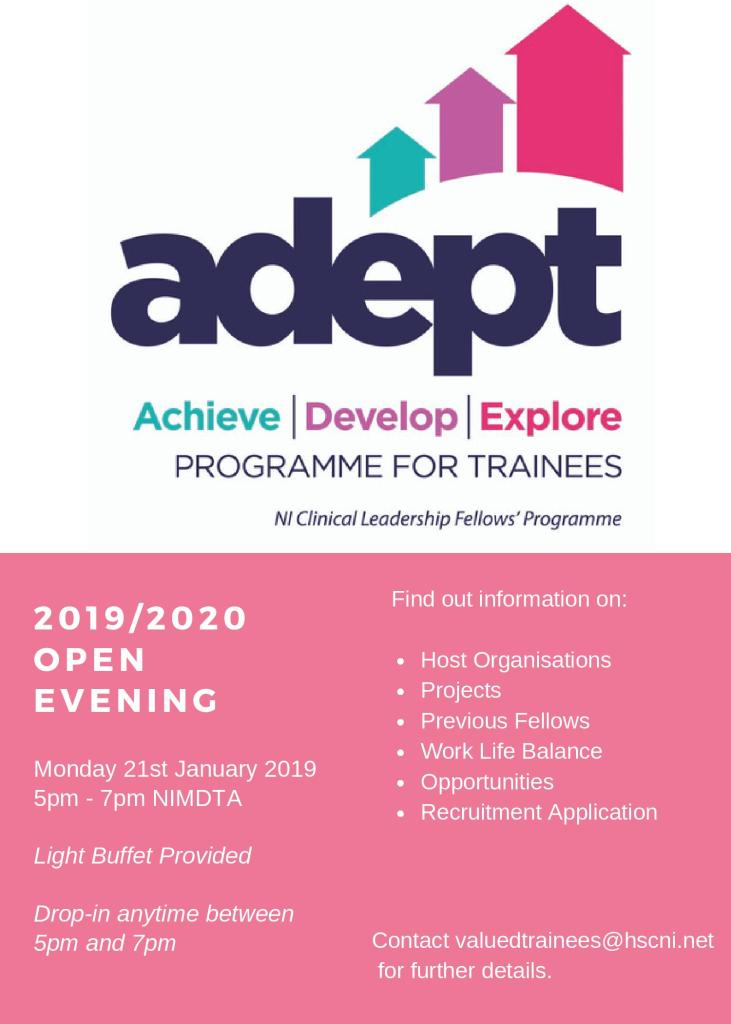 Save the Date - ADEPT Open Evening-page-001
